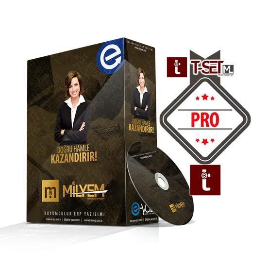 Kuyumculuk Milyem Pro Paket Ticari Yazılımı