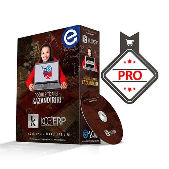 E-Ticaret ve E-Pazar ile Kobierp Pro Entegre Yazılımı