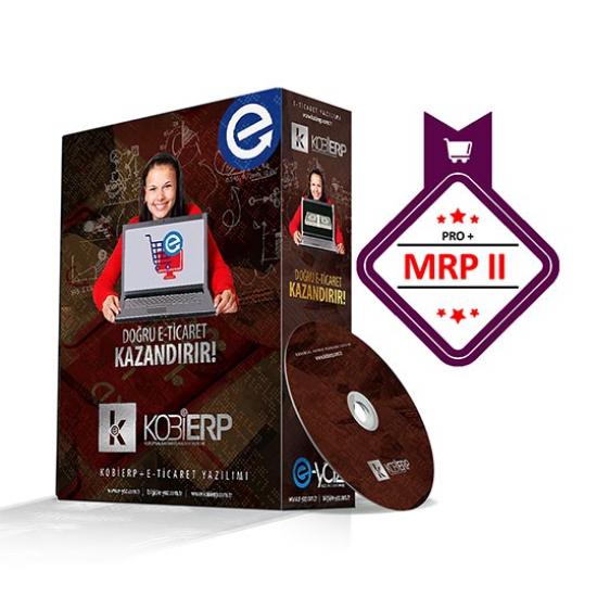 E-Ticaret ve E-Pazar ile Kobierp Pro-Mrp2 Entegre Yazılımı