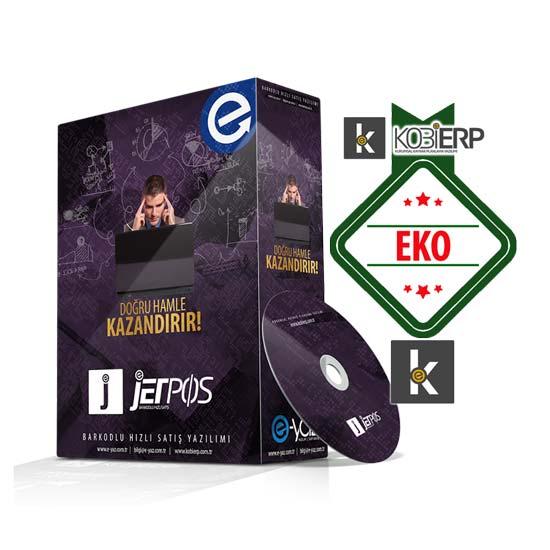 Hızlı Satış JETPOS Eko Paket ERP Yazılımı