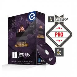 Hızlı Satış JETPOS Pro Paket ERP Yazılımı