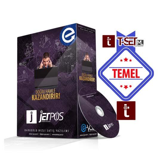 Hızlı Satış JETPOS Temel Paket Ticari Yazılımı