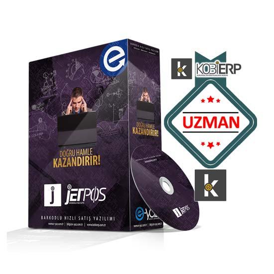 Hızlı Satış JETPOS Uzman Paket ERP Yazılımı