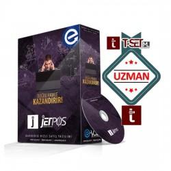 Hızlı Satış JETPOS Uzman Paket Ticari Yazılımı