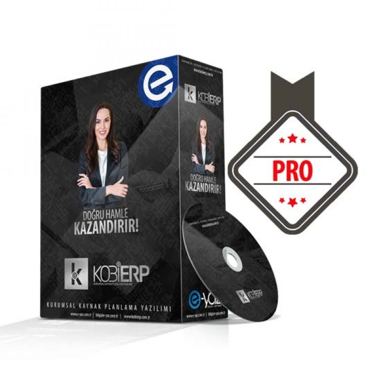KobiErp Pro Paket Erp Yazılımı