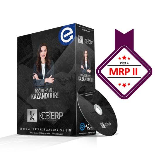 Kobierp PRO Paket ve MRPII ÜRETİM Erp Yazılımı