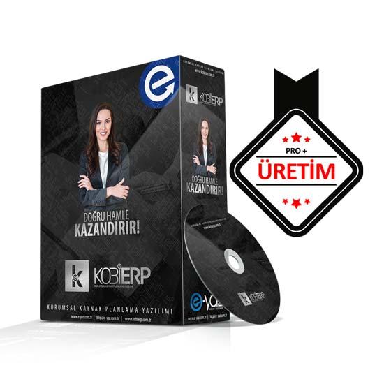 KobiErp Pro Paket ve Üretim Erp Yazılımıı
