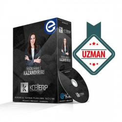 KOBİERP UZMAN Paket ERP Yazılımı