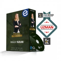 Mağaza Uzman Paket ERP Yazılımı
