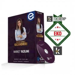 Market Eko Paket ERP Yazılımı