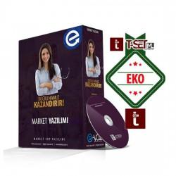 Market Eko Paket Ticari Yazılımı