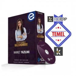 Market Temel Paket ERP Yazılımı