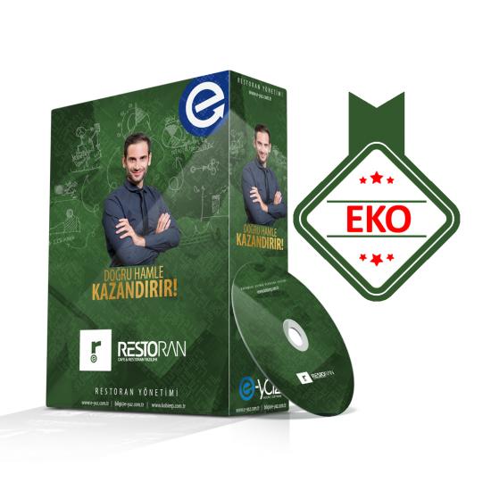 RESTO EKO Paket Restoran Yazılımı