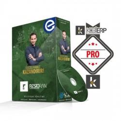 Restoran Pro Paket ERP Yazılımı