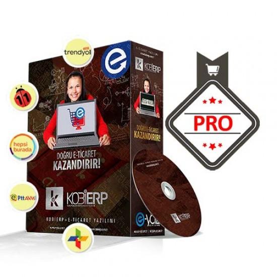 Tam Entegre Pro Paket E-Ticaret Yazılımı