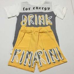 For Energy 3 7Y Erkek Çocuk Takım