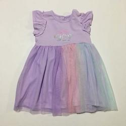 Miss Iggy 6 24M Kız Bebek Elbise