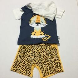 Puppy Tıger 6 24M Erkek Bebek Takım